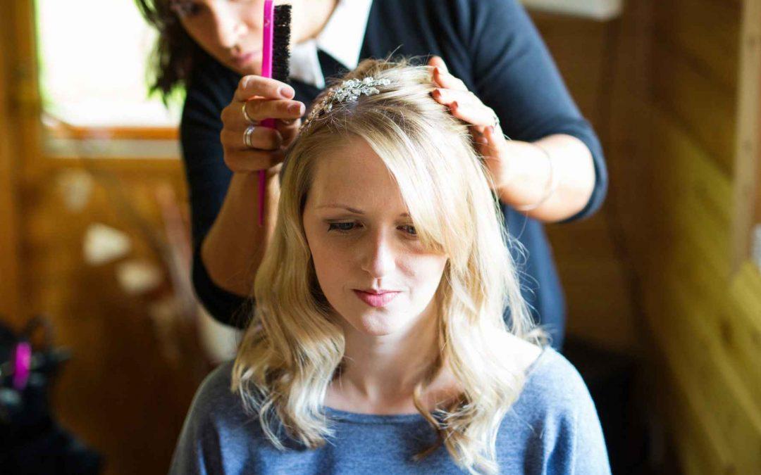Do I need a hair accessory on my wedding day?