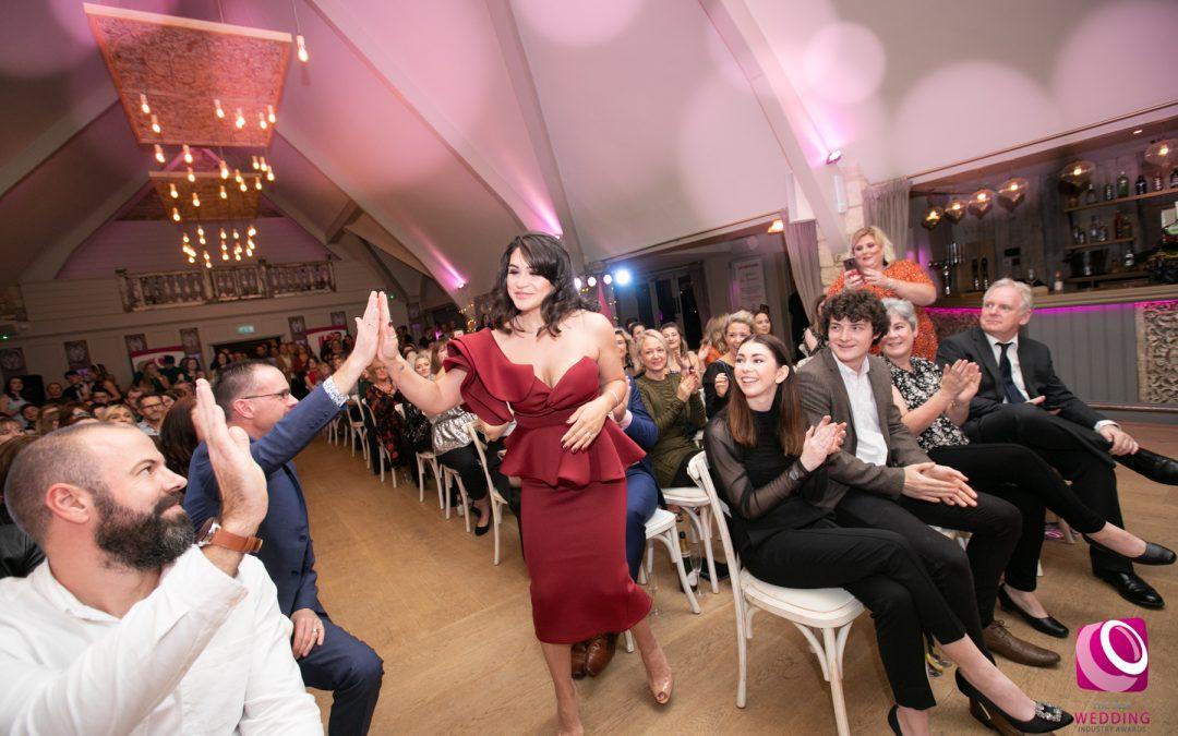 I Won! TWIA Best Wedding Hairstylist in the South West